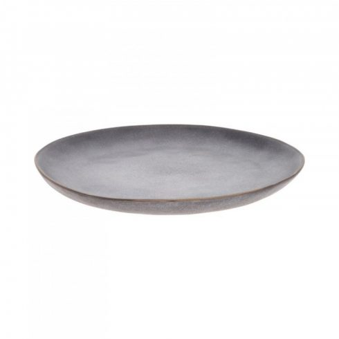 Stone betonhatású matt kerámia tányér 27cm