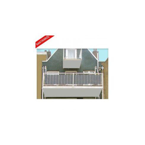 Shadow balkon árnyékoló világos szürke 76 cm x 445 cm
